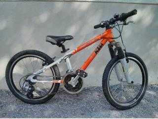 Bikes Kindervelo KTM wild thing
