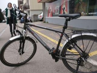 Bikes Citybike CROSSWAVE Cruiser