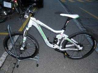 Bikes Mountainbike GIANT Trance XW 5.0