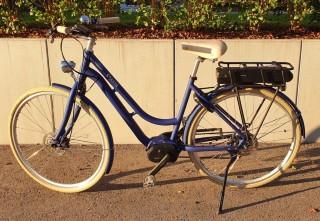 e-Bikes Citybike CRESTA E-Lifestyle eBoulevard