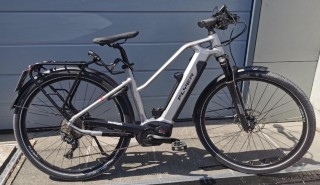 e-Bikes Citybike FLYER Upstreet4 7.10