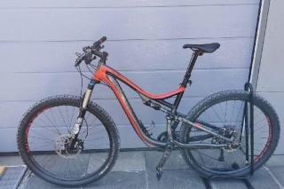 Bikes Mountainbike SPECIALIZED Stumpjumper FSR Elite