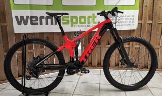 e-Bikes Mountainbike TREK Rail 9.5