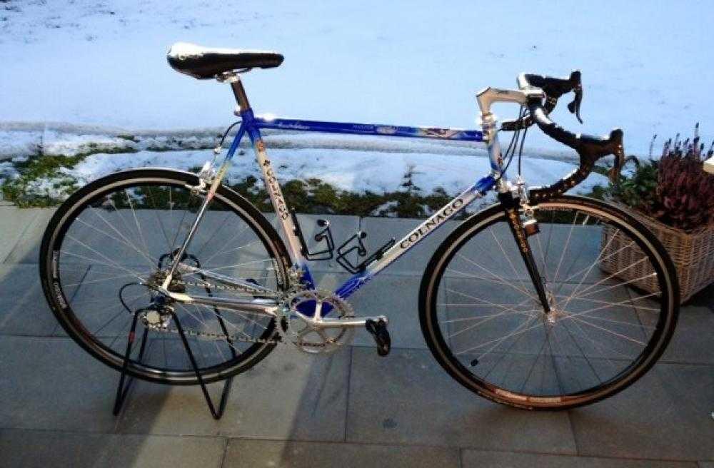COLNAGO Bike kaufen: COLNAGO Master Light Occasion für CHF 850 ...