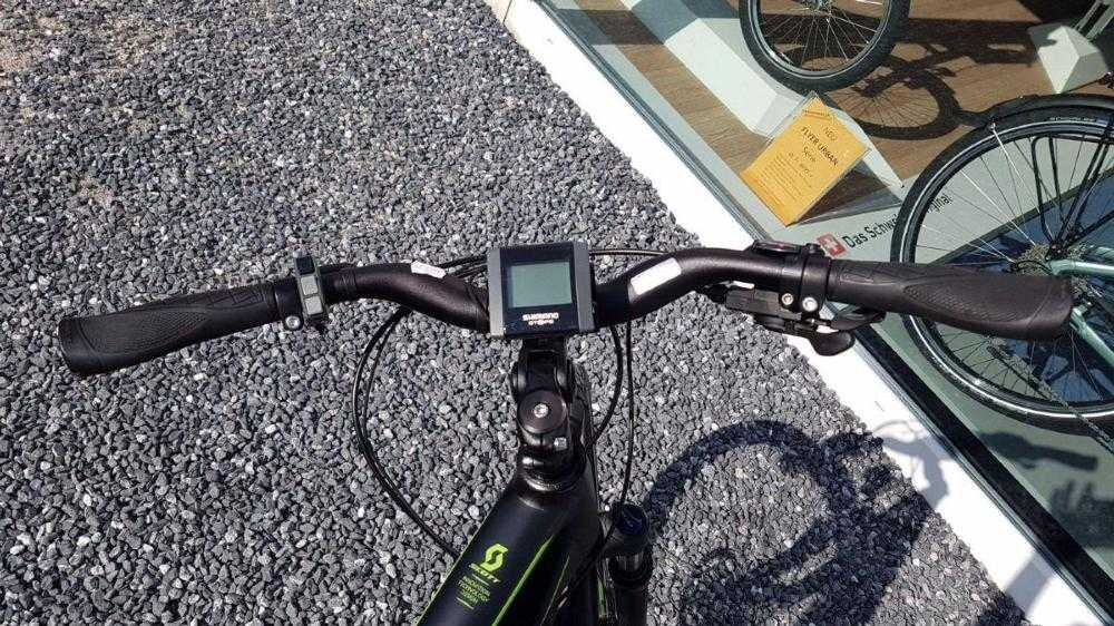 E-Bike kaufen: SCOTT Tour 20 Occasion