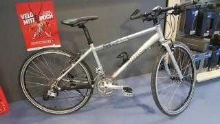 Bikes Tourenvelo BMC alpenchellenge AC02
