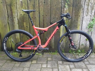 Bikes Mountainbike ORBEA Oiz M20-TR