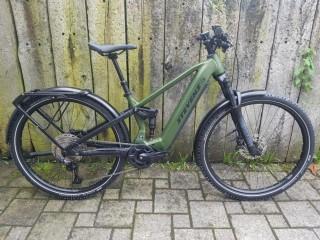 e-Bikes Mountainbike STEVENS E-Inception TR 6.5 FEQ