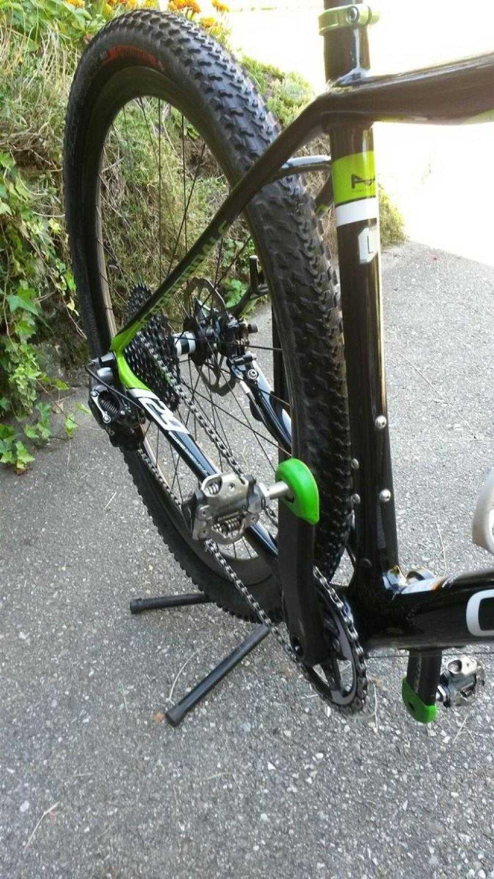 Mountainbike kaufen: CANNONDALE F-SI TEAM Occasion