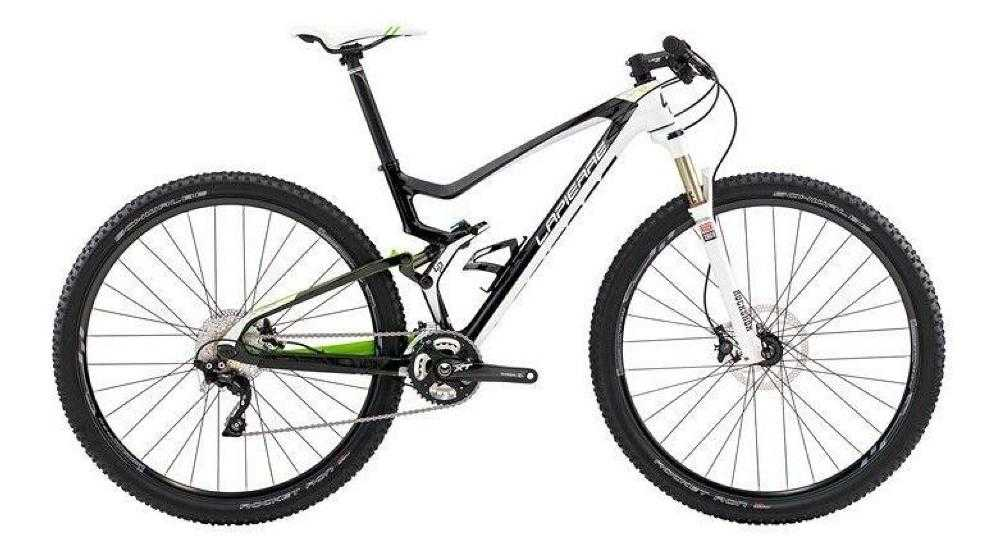 Mountainbike kaufen: LAPIERRE XR 529 Full Carbon / e i Shock Occasion