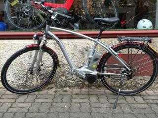 e-Bikes Tourenvelo FLYER T14 HS