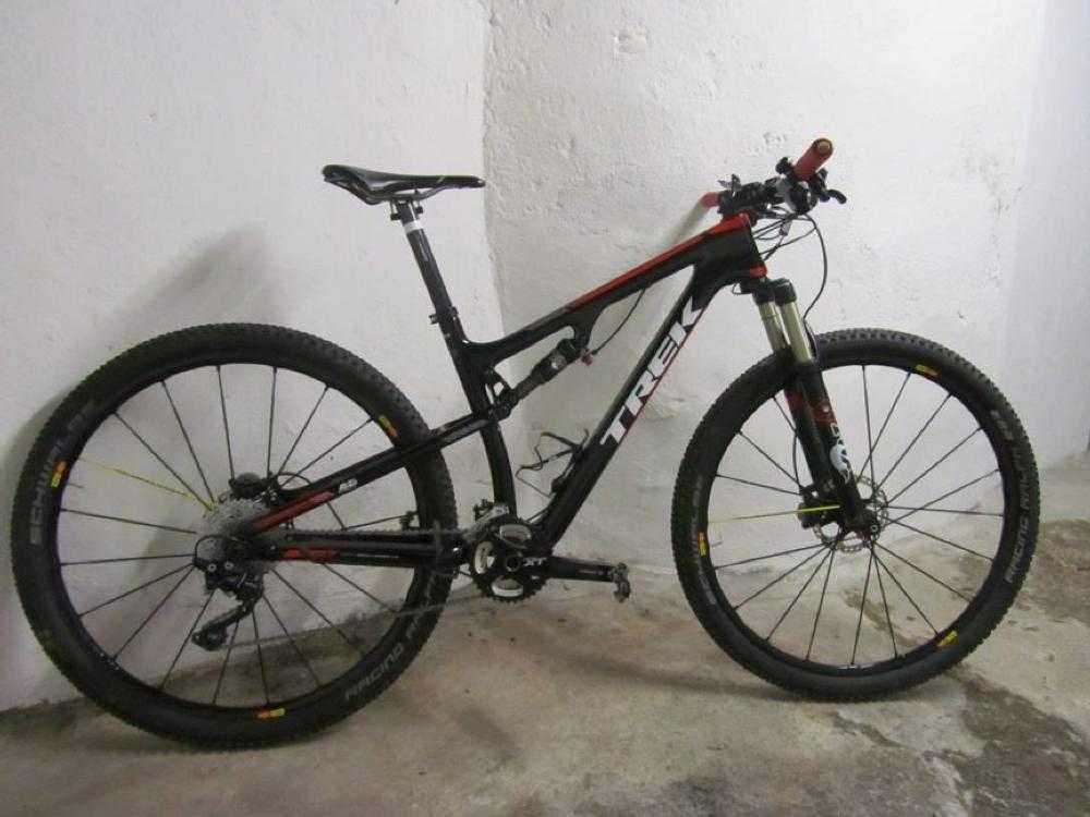 Mountainbike kaufen: TREK Superfly FS 9.8 SL Occasion