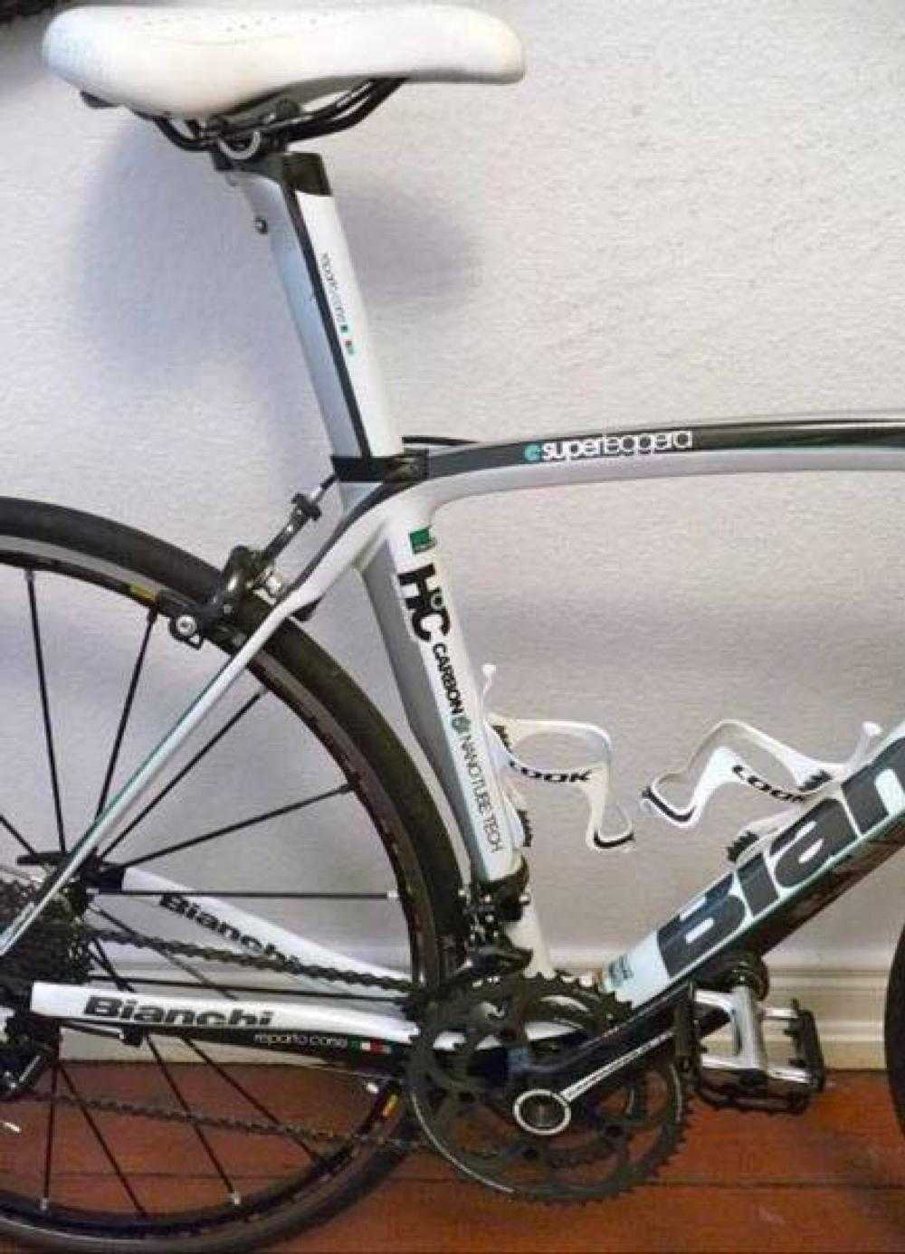 Rennvelo kaufen: BIANCHI Bianchi OLTRE HC Campagnolo Record Occasion