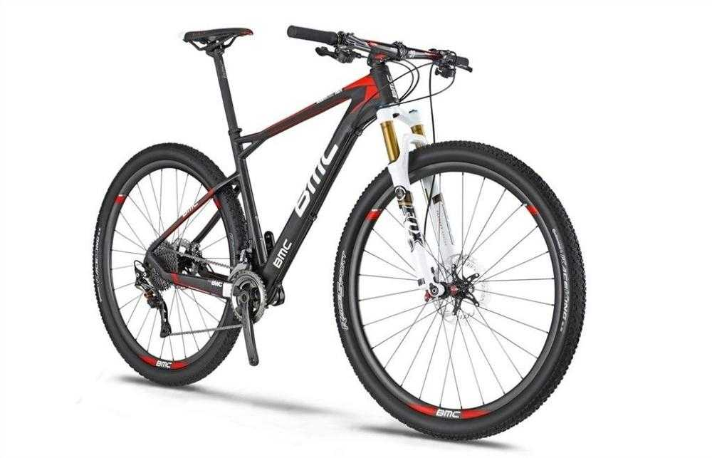 Mountainbike kaufen: BMC Team Elite 01 Occasion