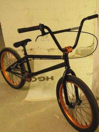 BMX kaufen: WE THE PEOPLE Trust black Occasion