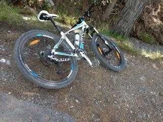 Mountainbike kaufen: GIANT XTC Occasion