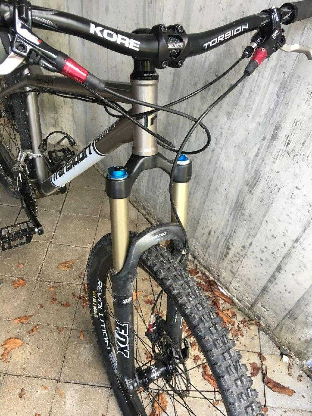 Mountainbike kaufen: TRANSITION Trans Am Occasion