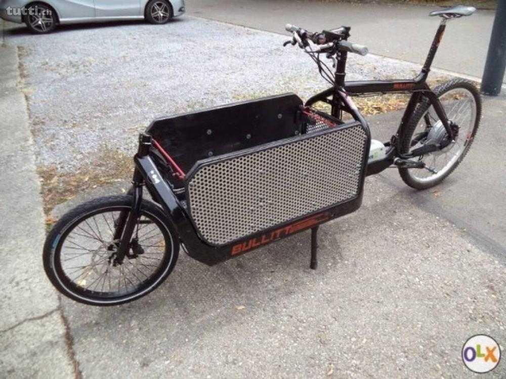 bulls bullit cargo lastenvelo elektro neu e bikes andere. Black Bedroom Furniture Sets. Home Design Ideas