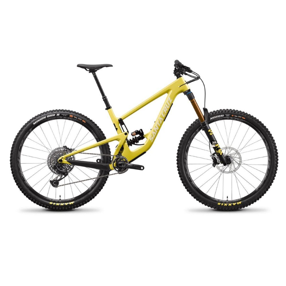 Mountainbike kaufen: SANTA CRUZ Megatower X01 Carbon CC 29 Neu