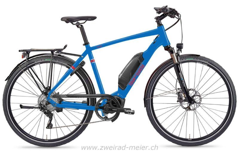 E-Bike kaufen: TOUR DE SUISSE TRAVELER Occasion