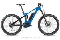 e-Bikes Mountainbike TOUR DE SUISSE TRAILRAUSCH CX