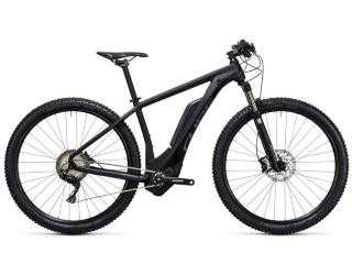 E-Bike kaufen: CUBE Cube Reaction Hybrid HPA SL 500 black´n´glossy 27,5 Zoll Occasion