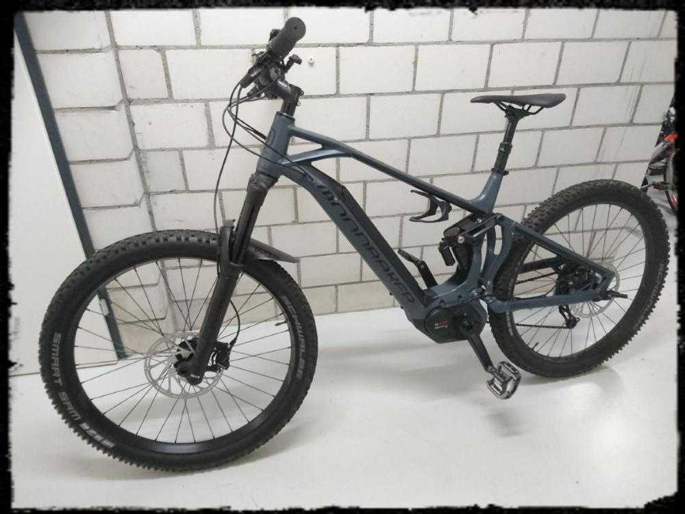 E-Bike kaufen: MONDRAKER Crafty R+ Occasion