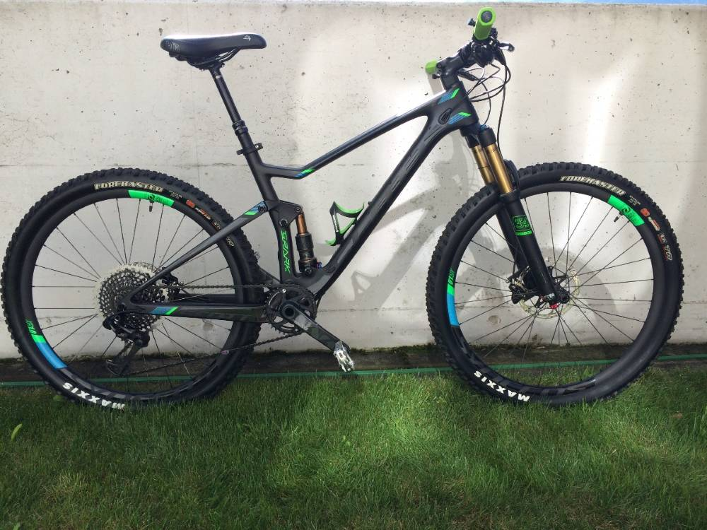 Mountainbike kaufen: SCOTT Scott spark 700 Ultimate Occasion