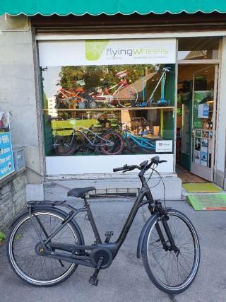 e-Bikes Tourenvelo CUBE Town Hybrid EXC 500