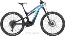 e-Bikes Mountainbike CANNONDALE MOTERRA NEO CARBON 2 L BLAU SCHWARZ