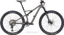 Bikes Mountainbike CANNONDALE SCALPEL CARBON SE 1 L STEALTH GREY