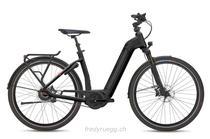 e-Bikes Citybike FLYER GOTOUR6 7.03 TIEF M SCHWARZ