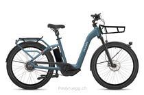 e-Bikes Citybike FLYER GOTOUR3 7.43 COMF SM BLAU
