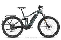 e-Bikes Mountainbike FLYER GOROC4 6.50 FS HS L SCHWARZ