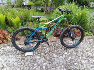 Mountainbike kaufen: CUBE Cube Fritzz HPA 180 SL Occasion