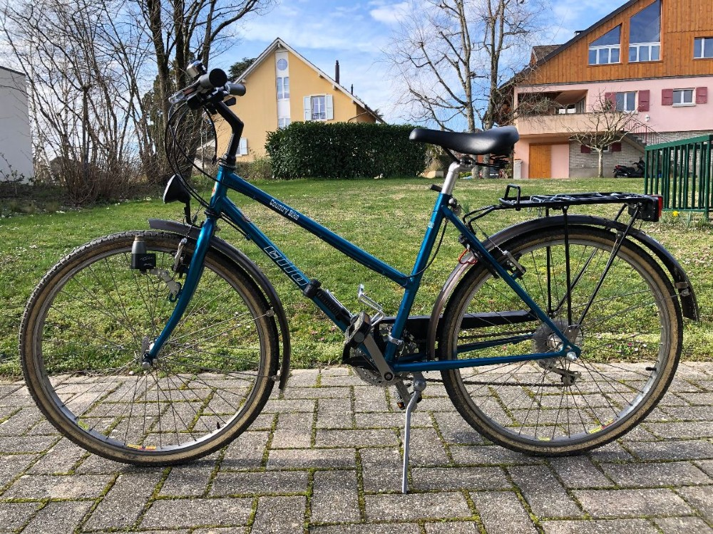 Tourenvelo kaufen: CILO 272co321 Occasion