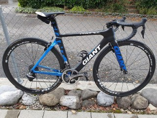 Rennvelo kaufen: GIANT Propel Advanced SL Occasion