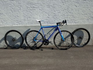 Cyclocross kaufen: CANNONDALE Super-X  Disc Rival Occasion