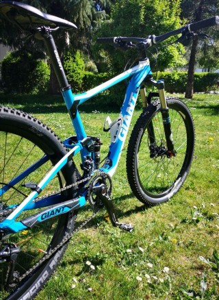 Mountainbike kaufen: GIANT Anthem 27.5 1 Occasion