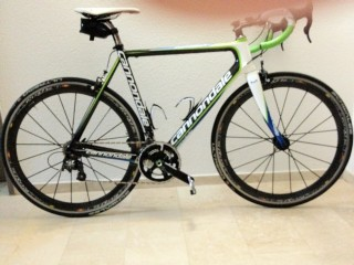 Rennvelo kaufen: CANNONDALE Super SIX TEAM LIQUIGAS High Mode Occasion