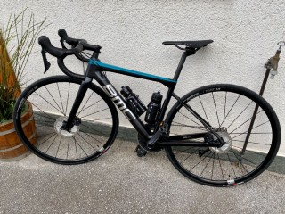 Rennvelo kaufen: BMC Teammachine SLR02 DISC - THREE - Ultegra - 2020 Occasion