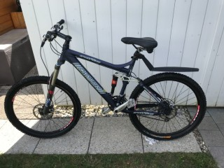 Mountainbike kaufen: CANYON Rock FS 30 Occasion