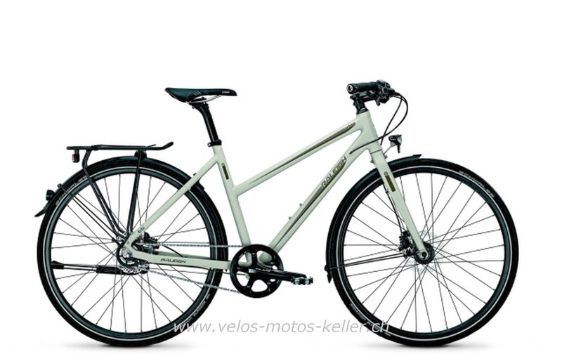 Citybike kaufen: RALEIGH NIGHTFLIGHT DLX Neu