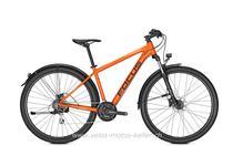 Bikes Citybike WHISTLE FOCUS R 3.5 EQP DI